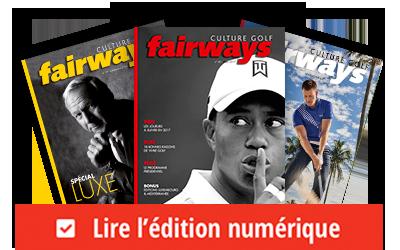 3 derniers numéros de fairways mag