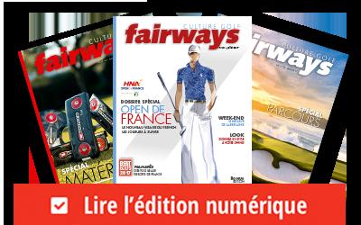 bibliothèque fairways 3 derniers numéros