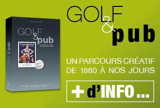 Livre Golf & Pub