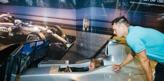 3e challenge du défi Mercedes : Kaymer vs Rosberg