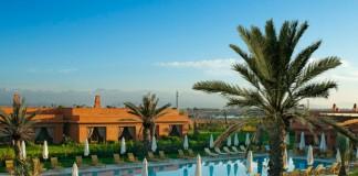 La piscine du Domaine des Remparts