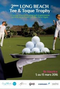 L'affiche du 2e Long Beach Tee & Toque Trophy