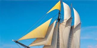 Le navire Sea Pirl de la compagnie Silhouette Cruises