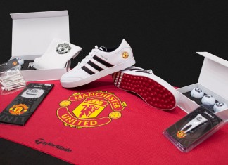 Produits TaylorMade Manchester United