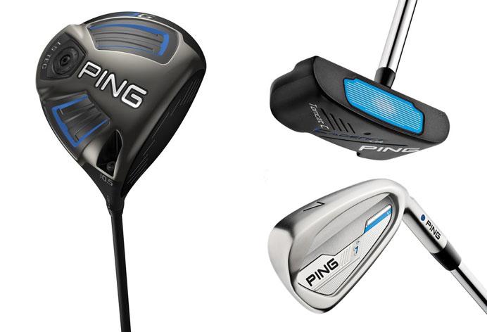 Les nouveaux club Ping de la gamme G