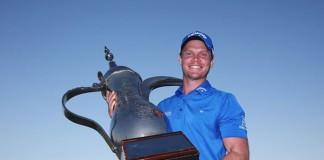 Danny Willet remporte l'Omega Dubai Desert Classic