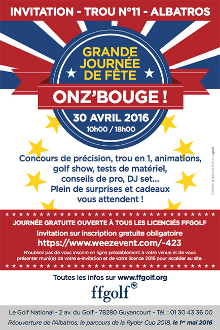 Onz'Bouge GolfNational_01