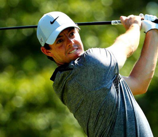 Rory McIlroy à l'Open de France