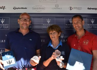 Maserati Golf Tour 2016 - Marseille