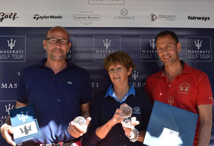 Maserati Golf Tour 2016 - Marseille