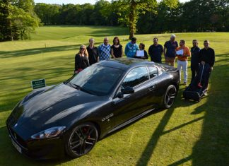Maserati Golf Tour Nantes