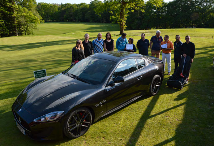 Maserati Golf Tour Nantes
