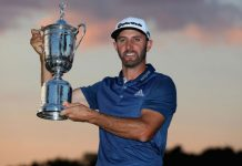 Dustin Johnson remporte l'US Open 2016