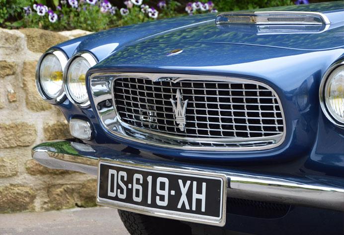 Maserati Golf Tour - Golf du Prieuré