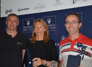 Qualifiés lillois du Maserati Golf Tour