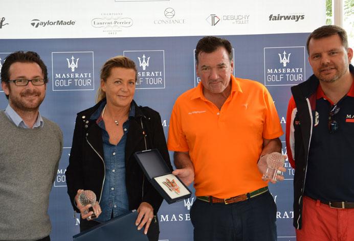 Maserati Golf Tour 2016 à Deauville