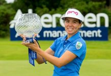 Isabelle Boineau - Aberdeen Asset Management Scottish Open