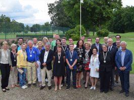 120e anniversaire du golf de Compiègne