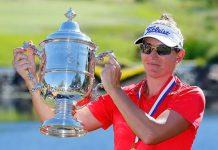 U.S Women's Open 2016 - victoire de Brittany Lang