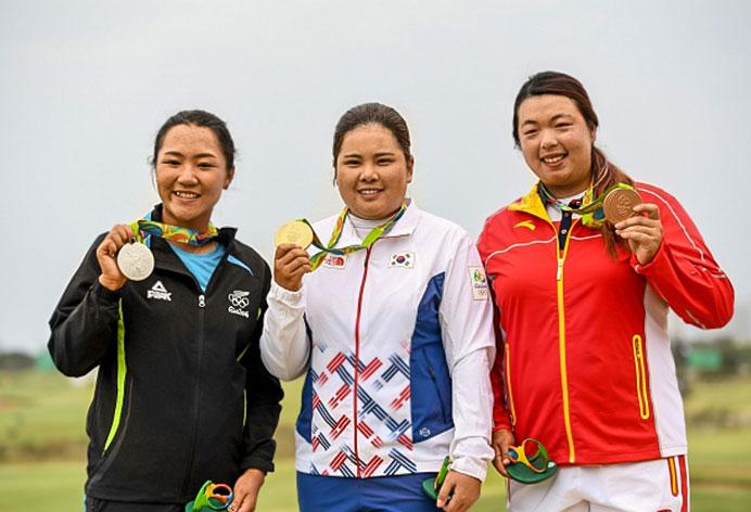 Park remporte les JO 2016