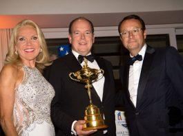 Monaco-US Celebrity Golf Cup Royal Mougins