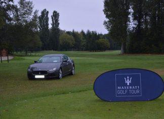 Maserati Golf Tour : Lyon & Gand