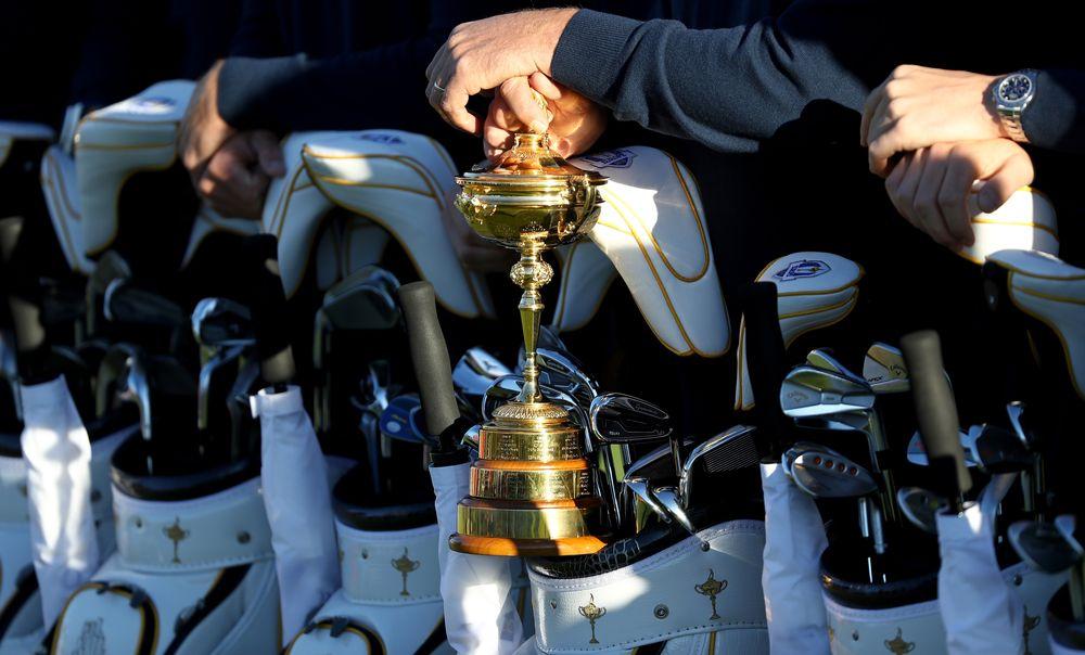 La Ryder Cup est la propriété de la Team Europe depuis la victoire en 2014 à St-Andrews, Ecosse.