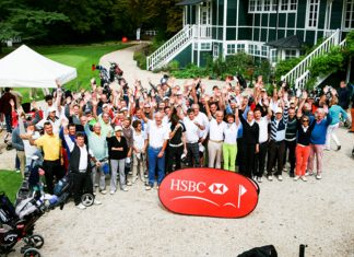 HSBC Family Golf Tour