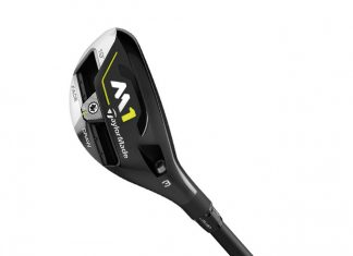 rescue TaylorMade M1 2017