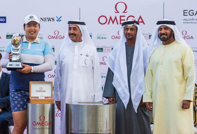 Omega Dubaï Ladies Masters