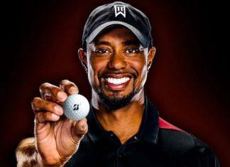 Tiger Woods Bridgestone