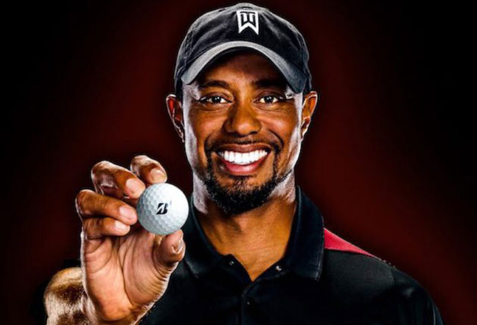 Tiger Woods Bridgestone
