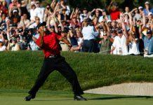 Tiger Woods Torrey Pines 14e Majeur