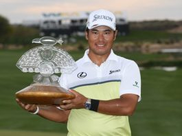 Matsuyama remporte le Phoenix Open 2017
