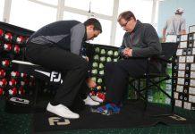 FootJoy Shoe Fitting Tour
