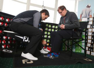 FootJoy Shoe Fitting Tour