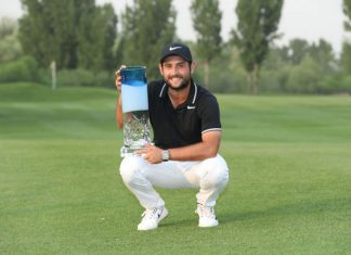 Alex Levy remporte le Volvo China Open