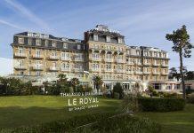 Hôtel Barrière le Royal