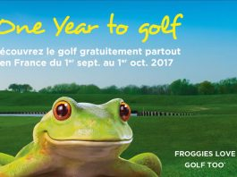 One year to Golf
