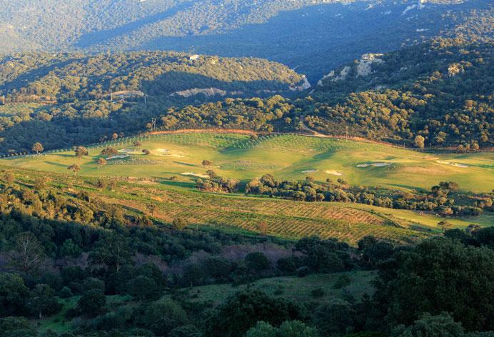 Domaine de Murtoli Best Golfs