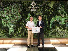 Partenariat Golf National Mission Hills
