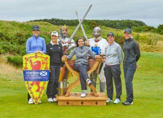 Isabelle Boineau Aberdeen Asset Management Scottish Open