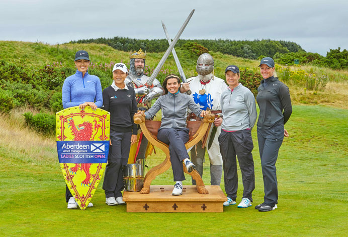 Isabelle Boineau Aberdeen Asset Management Scottish Open