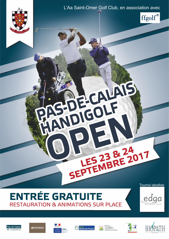 Pas de Calais Handigolf Open