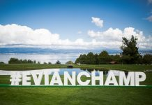 Evian Champ