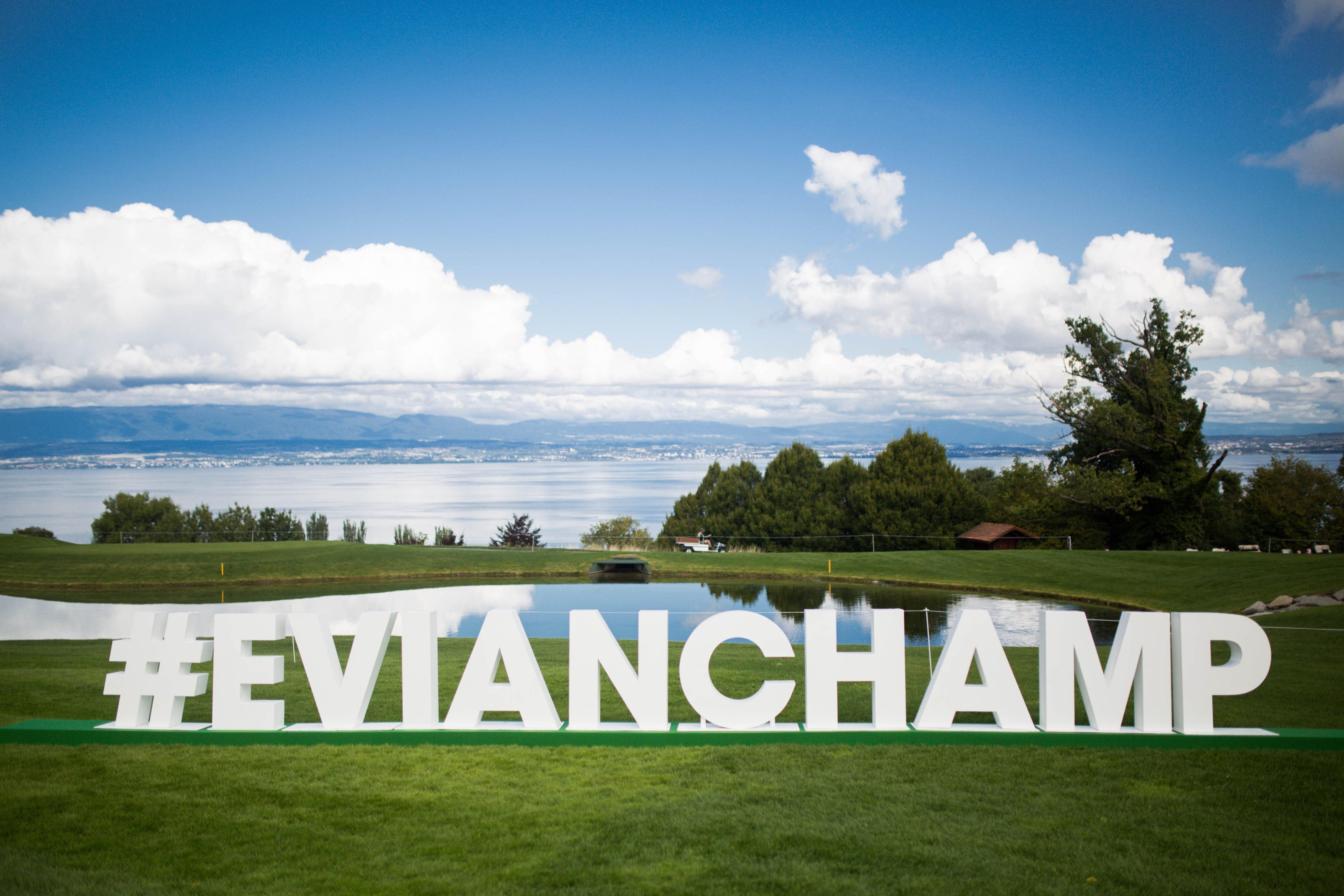 Calendrier Evian.Nouvelles Dates Pour L Evian Championship Fairways Magazine