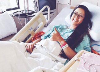 Michelle Wie soigne son appendicite