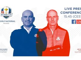 Live conference Ryder Cup 2018