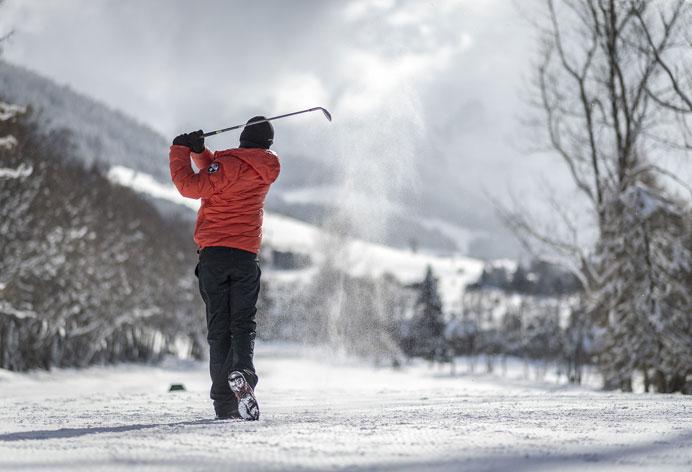 Winter Golf Cup