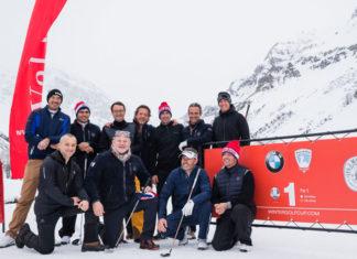 BMW Val d'Isère Winter Golf